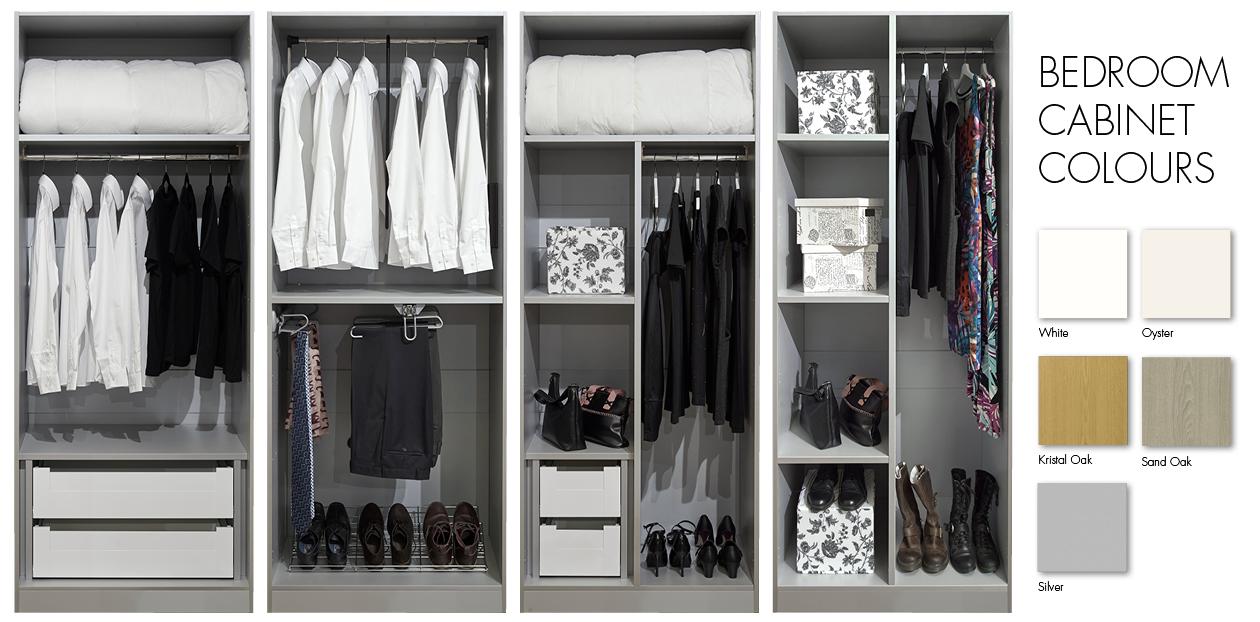 Bedroom Storage Crown Imperial